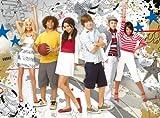 Ravensburger, Puzzle XXL 200 Pieces, Disney High School Musical 3