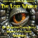 The Lost World Audiobook by Arthur Conan Doyle Narrated by Flo Gibson