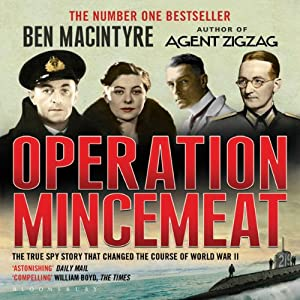 Operation Mincemeat Hörbuch