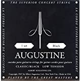 Augustine Classic Guitar Set schwarz
