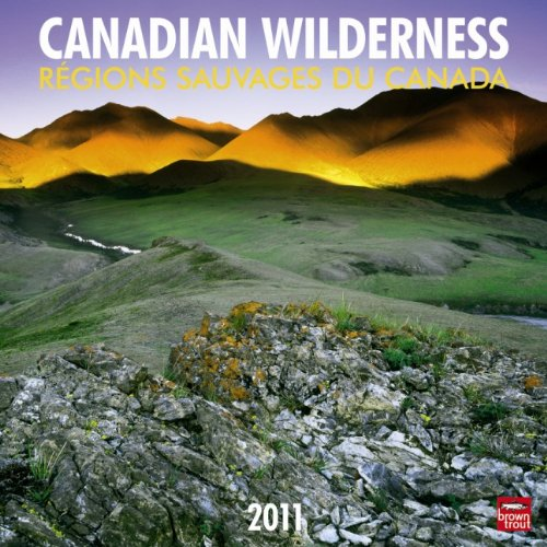 Canadian Wilderness/Régions sauvages du Canada 2011 Wall Calendar 12