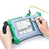 Fiber Optic SM&MM Digital OTDR KomShine QX50-MS2 850/1300/1310/1550nm,21/19/30/28dB (QX50-MS2 850/1300nm+1310/1550nm,21/19/30/28dB) (Color: Green)