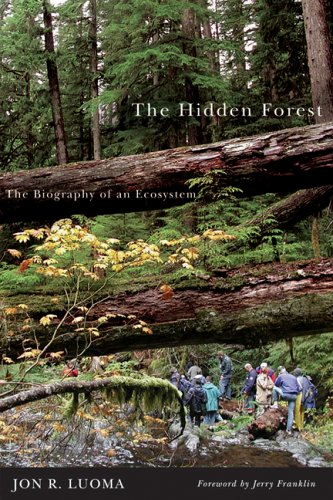 Hidden Forest The The Biography of an Ecosystem087071399X : image