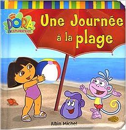 Dora une journ e a la plage livre cartonn - Dora a la plage ...