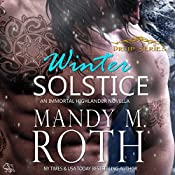 Winter Solstice: An Immortal Highlander Novella: Druid, Book 3 | Mandy M. Roth