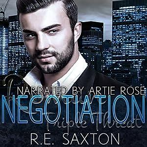 Negotiation: A Mafia Love Story Audiobook