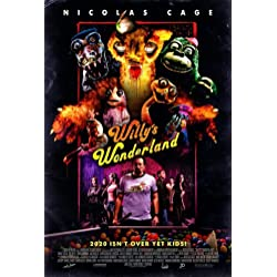 Willy's Wonderland [Blu-ray]