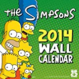 Official The Simpsons 2014 Calendar (Calendars 2014)