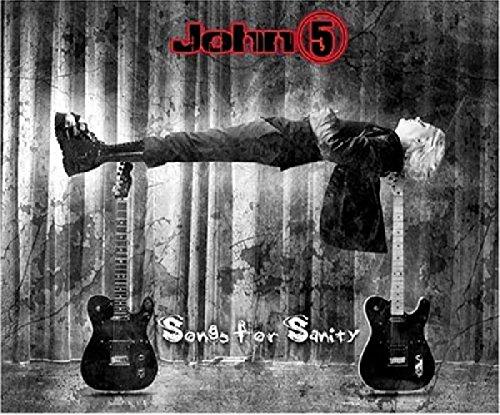 CD : John 5 - Songs For Sanity (CD)