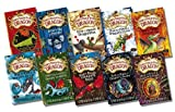 Cressida Cowell How to Train Your Dragon Collection, 10 Books, £59.90 (Be a Pirate; Dragonese; Cheat a Dragon's Curse; Twist a Dragon's Tale; Dragon's Storm; Deadly Dragons; Break a Dragon's Heart; Steal a Dragon's Sword; Seize a Dragon's Jewel)
