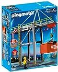 Playmobil City Action 5254 Loading Crane