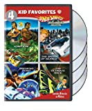 Cover art for  4 Kid Favorites: Hot Wheels Acceleracers Coll