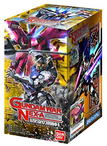 GUNDAM WAR NEX-A 第11弾ブースターパック 『反逆の咆哮』【BO-11】(BOX)