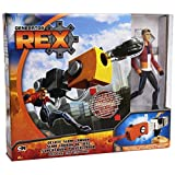 Generator Rex Deluxe Rex Figure With Slam Cannon