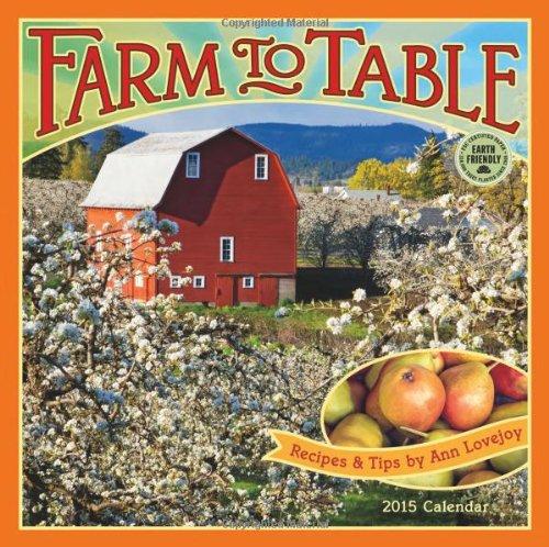Farm to Table Calendar: Recipes & Tips