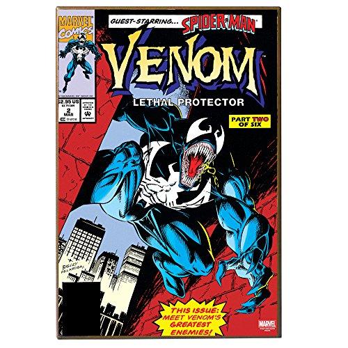 marvel-mu5036-venom-lethal-protector-greatest-enemies-wood-wall-art-13-x-19