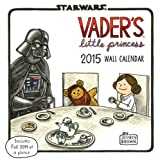 Vaders Little Princess 2015 Wall Calendar (Star Wars)
