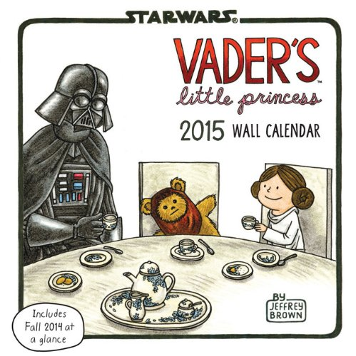 2015 Wall Calendar: Vader's Little Princess