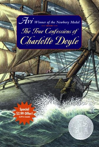 Can you help me with this book? The True Confessions of Charlotte Doyle. plaese answer!?