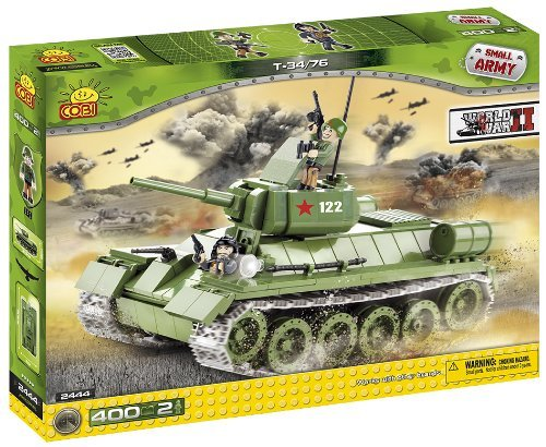 Cobi 2444 Small Army – World War II – T-34/76 bestellen