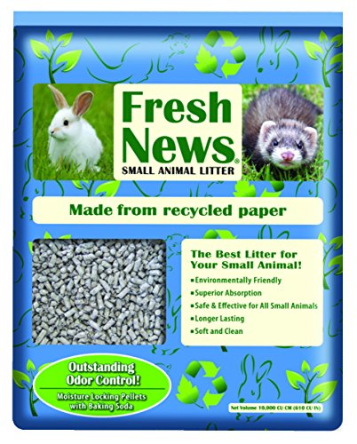 fresh-news-paper-small-animal-litter-10000-cubic-centimeter-by-fresh-news