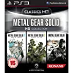 Konami Metal Gear Solid: HD Collectio...