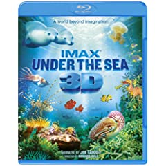 IMAX: Under the Sea 3D��2D�u���[���C [Blu-ray]