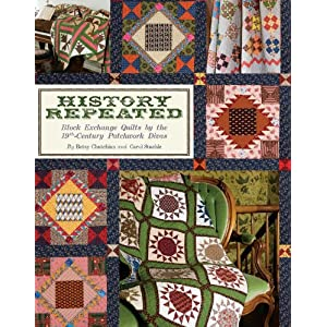 History Repeated: Block Exchange Quilts by the 19th-Century Patchwork Divas