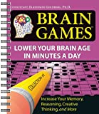 Brain Games #2: Lower Your Brain Age in Minutes a Day (Brain Games (Unnumbered))