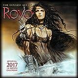 The Fantasy Art of Luis Royo 2017 Wall Calendar
