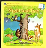 Night and Day (Golden Look-Look Book) (0307619303) by Ripley, Catherine