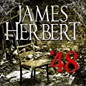 '48 Audiobook by James Herbert Narrated by Robert Slade