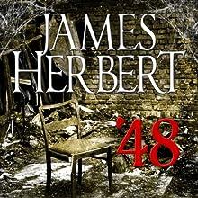 '48 Audiobook by James Herbert Narrated by Robert Slade