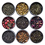 Heavenly Tea Leaves Tea Sampler, 9 Flavor Variety Pack