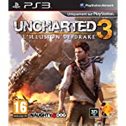 Post image for Uncharted 3 + Sony Bluetooth Headset für 65€ oder mit Controller für 59€ *UPDATE2*