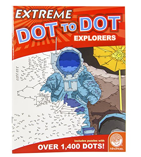 Extreme Dot to Dot: Explorers - 1