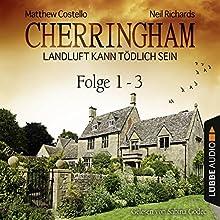 Cherringham - Landluft kann tödlich sein: Sammelband 1 (Cherringham 1-3) Hörbuch von Matthew Costello, Neil Richards Gesprochen von: Sabina Godec