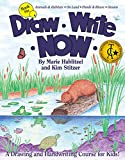 img - for Draw Write Now Book 6: Animals and Habitats: On Land, Ponds and Rivers, Oceans book / textbook / text book