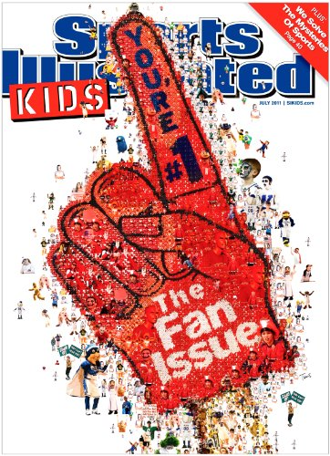 Sports Illustrated KIDS (1-year auto-renewal)