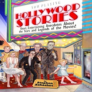 Hollywood Stories Audiobook