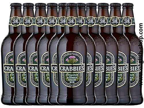 Crabbies-Ginger-Beer-8x500ml-Flasche