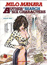 An Author in Search of Six Characters: The African Adventure (Adventures of Giuseppe Bergman)