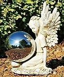 Angel Gazing Ball