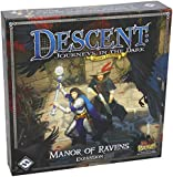 Descent Second Edition: Manor of Ravens Expansion