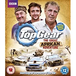 Top Gear Great African Adventure [Blu-ray]