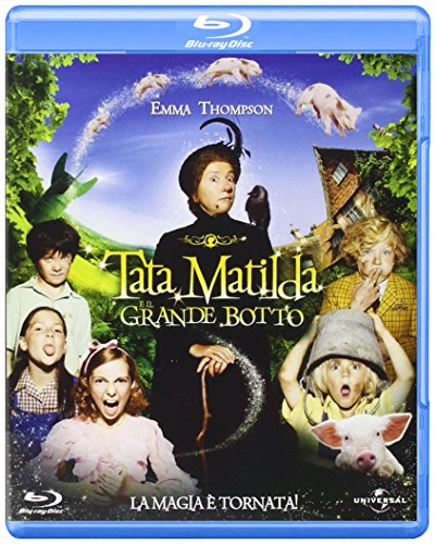 Tata Matilda e il grande botto [Blu-ray] [IT Import]