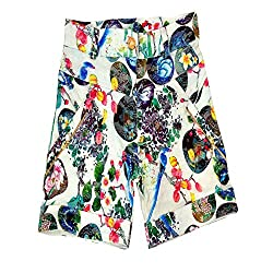 Titrit printed girls shorts