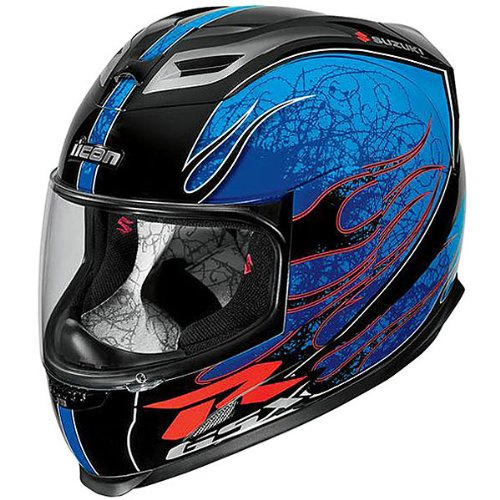 Helmets Icon Claymore Suzuki Mens Airframe Street Bike  : 61TUnVR YyL <strong>ATV</strong> Helmets from thehelmetsseller.blogspot.com size 500 x 500 jpeg 67kB