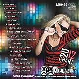 James Arthur Mr Entertainer MRH99 December Chart Hits 2012 X-Factor winning single Impossible by James Arthur With MRH100 FREE BONUS XMAS PARTY DISC