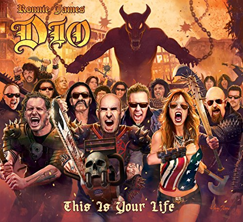 Ronnie James Dio-This Is Your Life